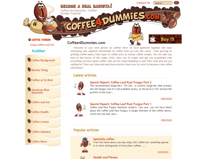 coffee4dummies.com