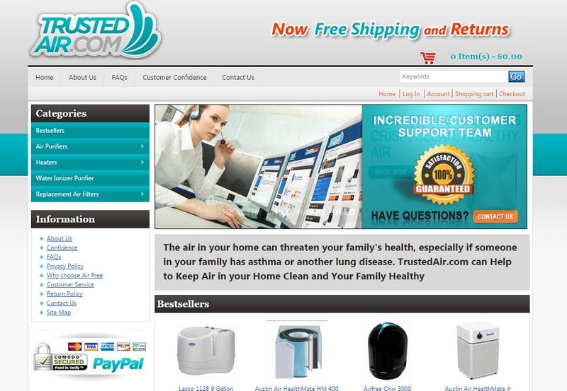 trustedair.com