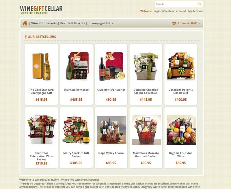 winegiftcellar.com